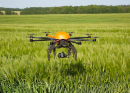 Consulta pública vai avaliar uso de drones no agronegócio