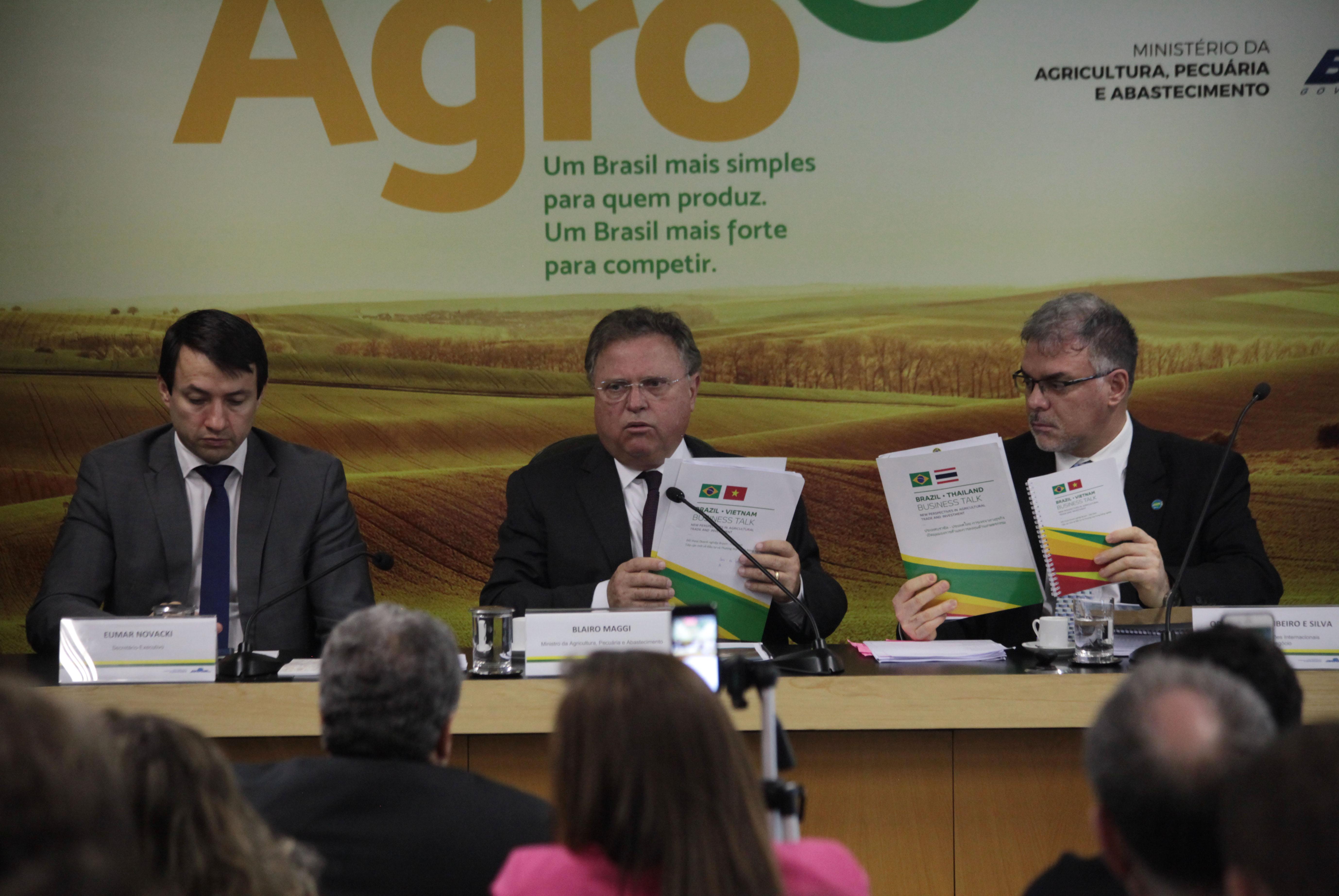 Foto: Antonio Araujo/Mapa