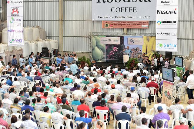 10º ano da Colheita café de qualidade Pinheiros