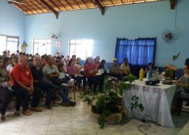 Seminário discute fruticultura e agroecologia com produtores de Anchieta