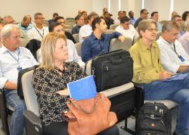 """Seminário """"Agrotóxicos – Uma abordagem técnica"""" reúne especialistas no Crea-ES"""